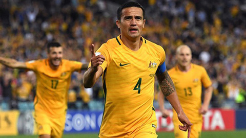 Tim Cahill retired at the age of 39